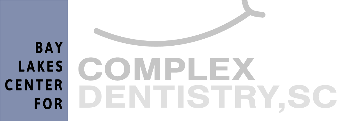 Logo for Bay Lakes Center for Complex Dentistry